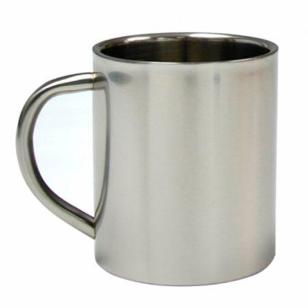 300 ml Steel Mug