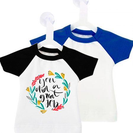 Mini T-Shirt with Hanger