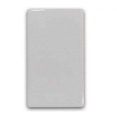 Алуминиев магнит - правоъгълник (5 х 8 см)