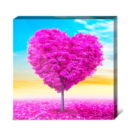 Sublimation aluminium photo frame (15*20 sm)