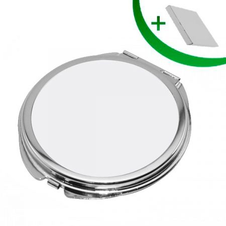 Round Shaped Compact Mirror
