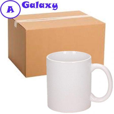 Кашон бели чаши (36 бр.) - клас A, Galaxy (1.66-1.75 лв./чаша)