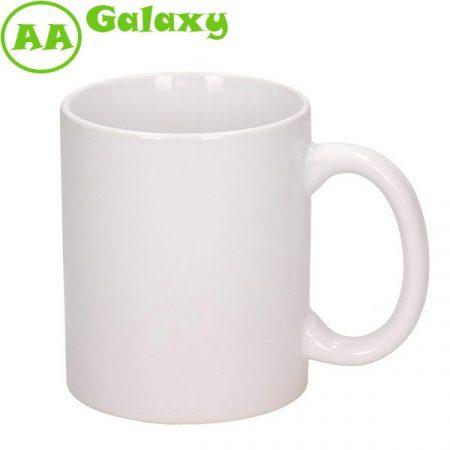 11 oz white mug, grade AAА, ORCA