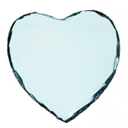 """Камък N61 - """"Сърце"""" (25х25 см)"""