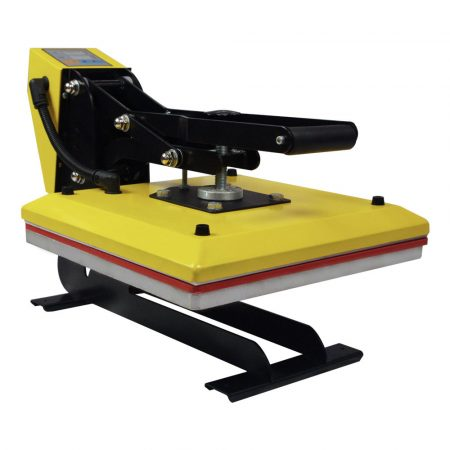 Clamshell High Pressure Heat Press - YELLOW
