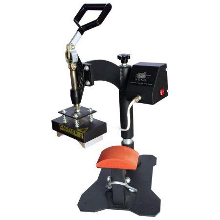 Manual Swing Away Heat Press for caps