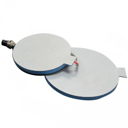 """Heater for 12cm diameter for 7.5"""" Plates"""