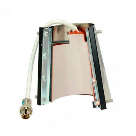 Shot glas heater