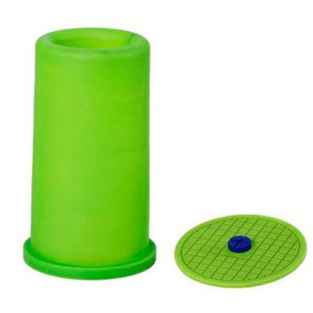 Вакуум притискащ елемент за прави високи чаши без дръжка