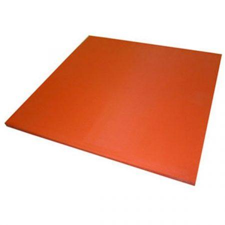 Silicon flat mat 38 x 38 cm