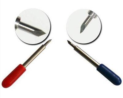 Cutting plotter knife 60/ 45/ 30 degrees